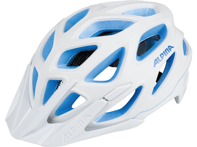 Alpina Mythos 3.0 L.E. - Casco de bicicleta - blanco